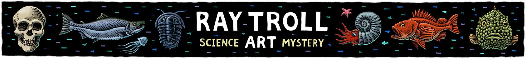 Troll Art Logo