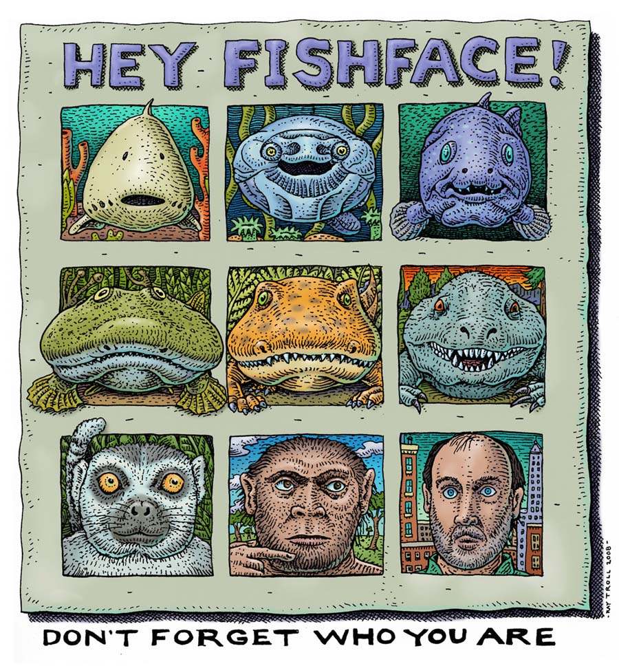 Hey Fishface