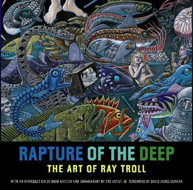 New Book: Rapture of the Deep