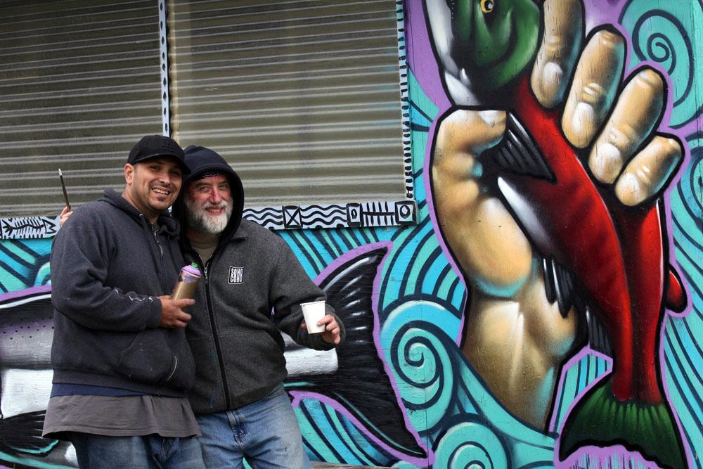 Salmonstock with Memo Jauregui