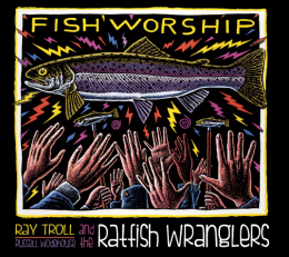 FISH WORSHIP CD