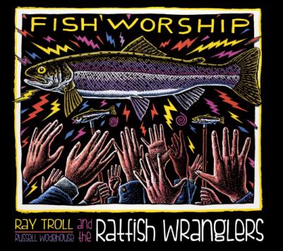 FISH WORSHIP CD