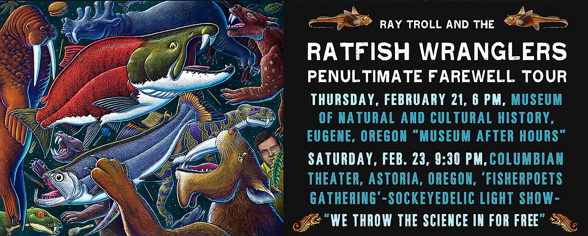 Ratfish Wranglers Penultimate Farewell Tour