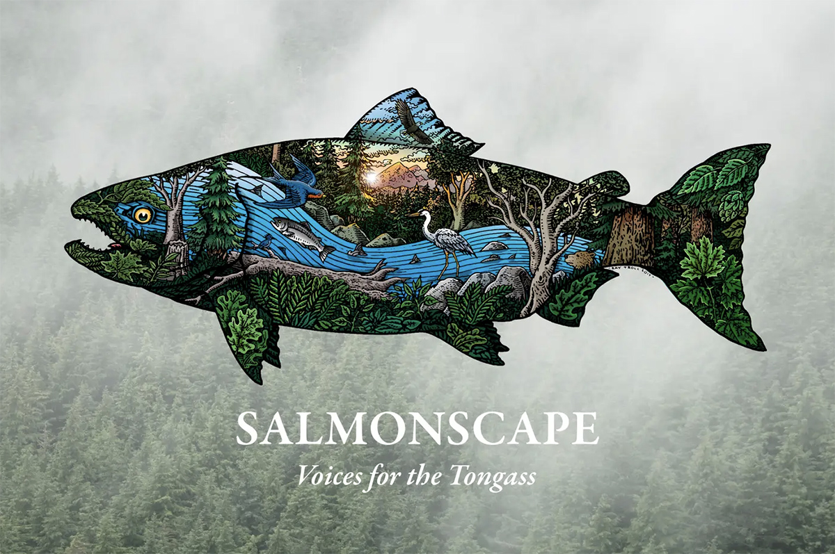 Salmonscape: Voices for the Tongass film