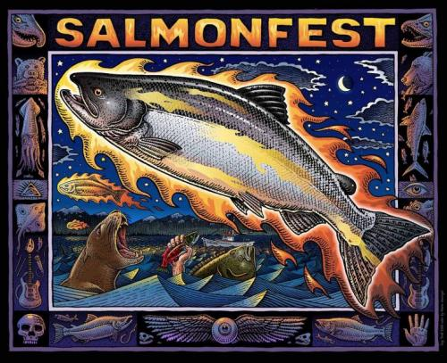 2018 Flaming Salmon 2