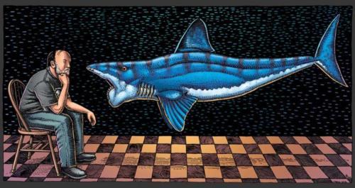 A Man a Shark and Twenty Years