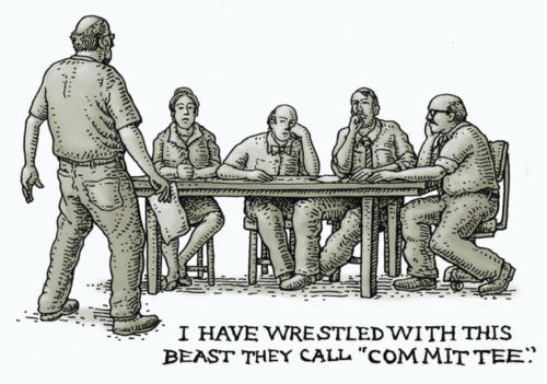 The Beast They Call Committee