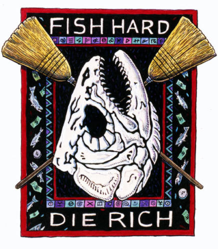 Fish Hard, Die Rich