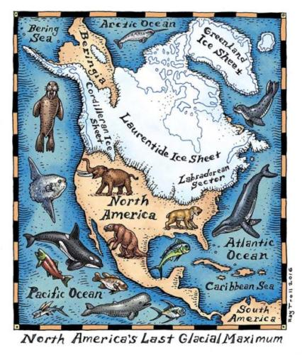 North America's Glacial Maximum