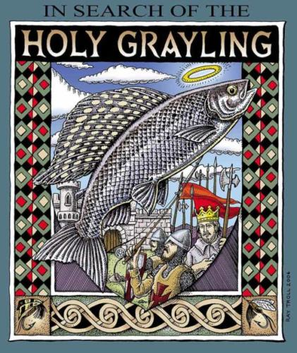 Holy Grayling