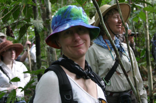Michelle of the Amazon