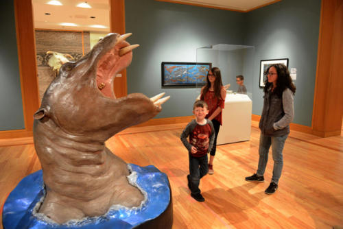 Ray Troll, Kirk Johnson, Cruisin' the Fossil Coastline, Anchorage Museum