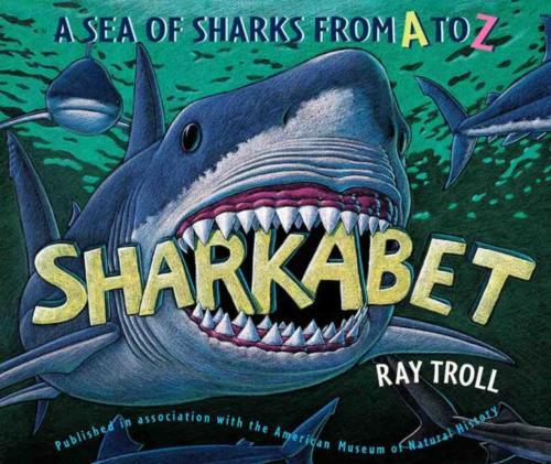 Sharkabet Book Cover