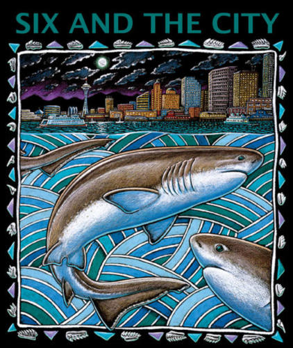 Six and the City (six gill sharks)