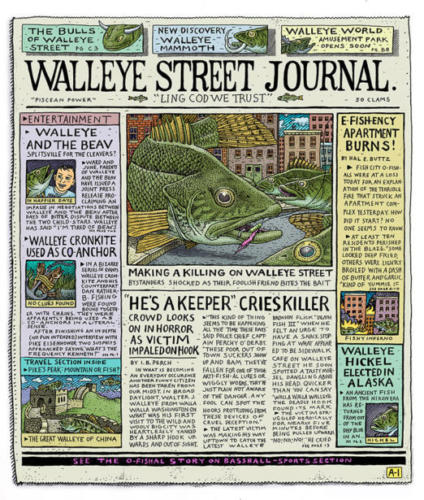 The Walleye Street Journal