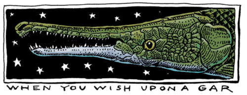 Wish Upon a Gar