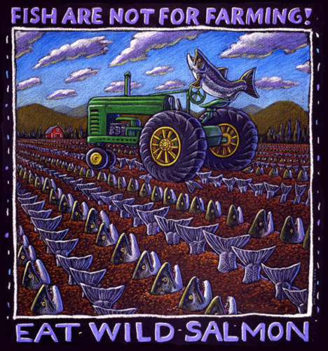 Fish are Not for Farming