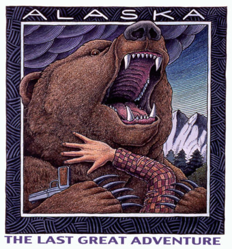 Alaska, the Last Great Adventure