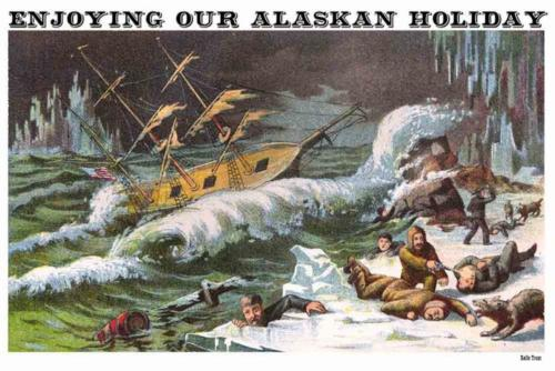 Enjoying Our Alaskan Holiday