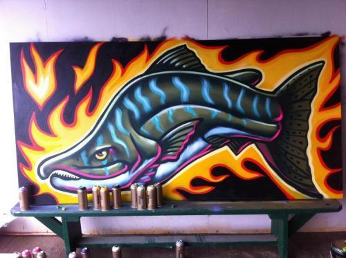 Salmonstock 2011