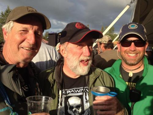 Salmonfest trio