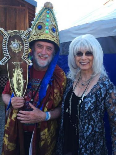 Ray meets Emmy Lou