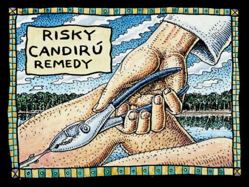 Risky Candiru Remedy
