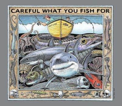 CAREFUL WHAT YOU FISH FOR - YOUTH