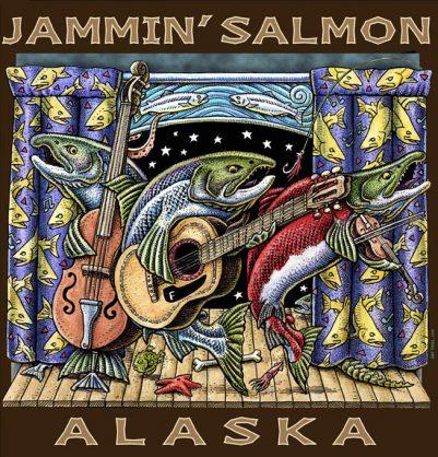 JAMMIN' SALMON