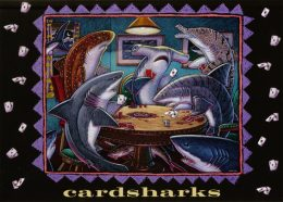 CARD SHARKS CARD PACK