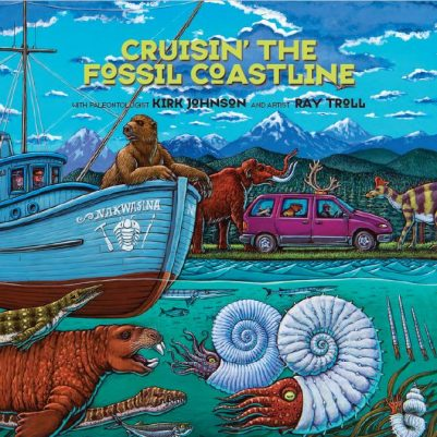CRUISIN' THE FOSSIL COASTLINE