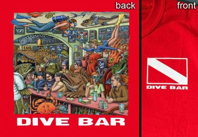 DIVE BAR - LONG SLEEVE