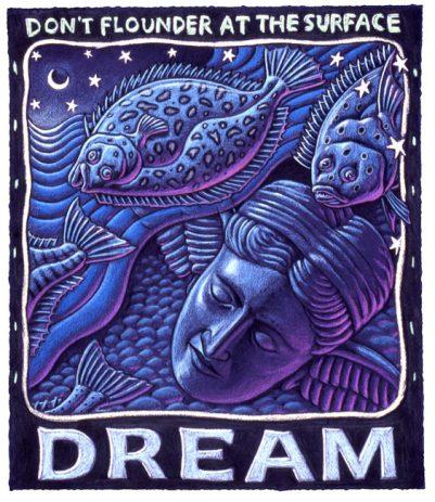 DREAM ART POSTER
