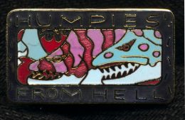 HUMPIES FROM HELL PIN