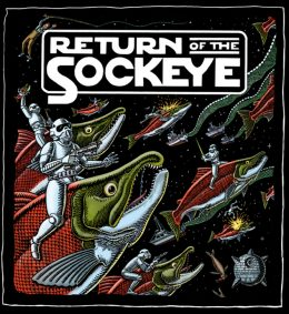 RETURN OF THE SOCKEYE - YOUTH