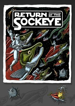 RETURN OF THE SOCKEYE CARD PACK
