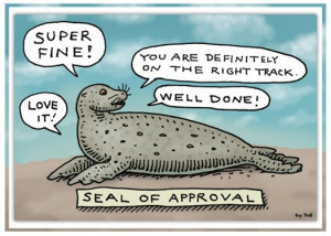 SEAL OF APPROVAL CARD PACK